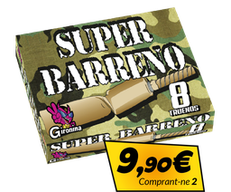 [184] SUPER BARRENO